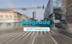 360º timelapse video Beograda